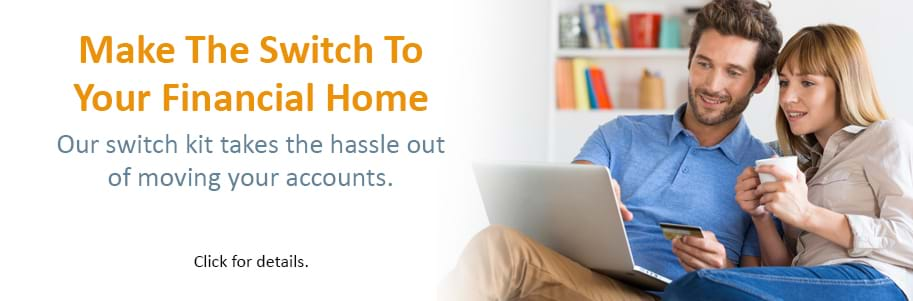 Make The Switch To Your Financian Home - click here for more details